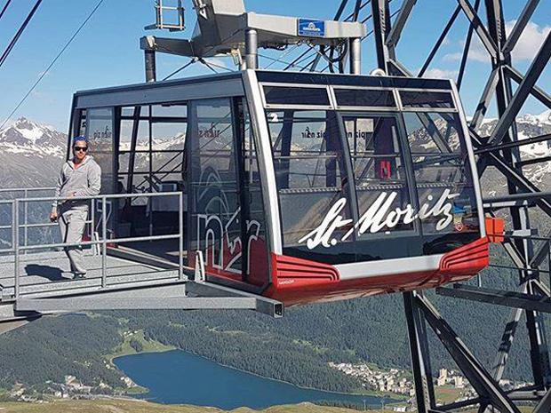 St. Moritz freut sich auf die Ski WM 2017 (Foto: Ski WM St. Moritz)