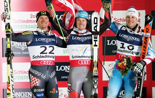 © fischersports  /  Super Kombi Herren WM 2013