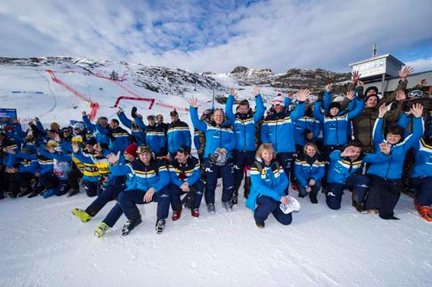 © swiss-ski.ch / Die Organisatoren der Ski WM St. Moritz 2017 sind extrem stolz auf ihre vielen, treuen Helfer
