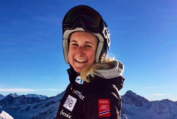 Maren Skjøld schnuppert in der neuen Saison Weltcupluft (Foto: Maren Skjøld/privat)