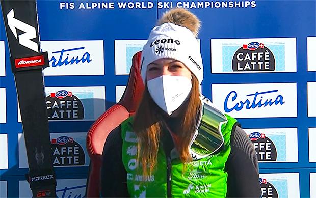 Ski-WM 2021: Andreja Slokar hat mehr als nur positiv überrascht