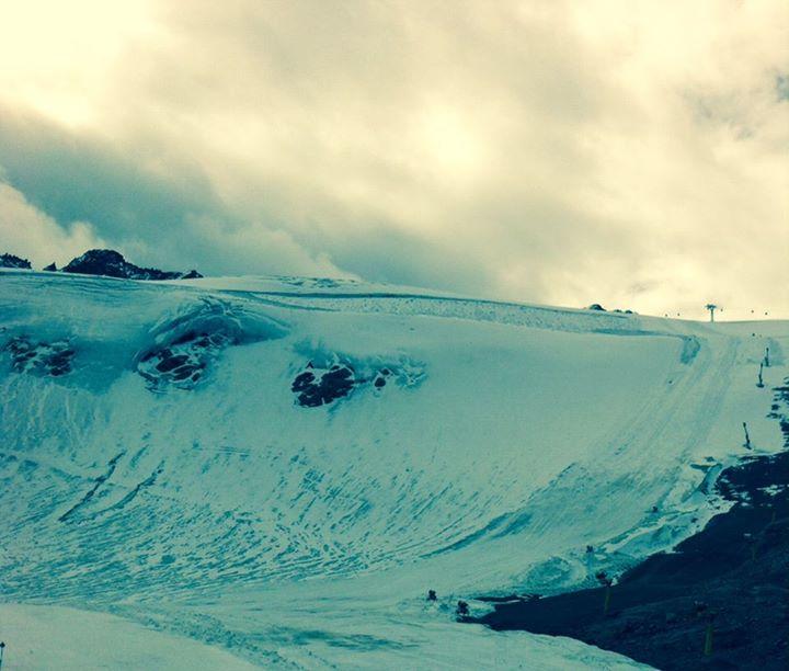 © ÖSV Ladies Skiteam Austria / Sölden