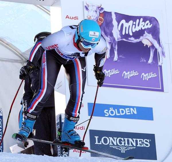© Kraft Foods  /  Start in die Ski Weltcup Saison 2012/13