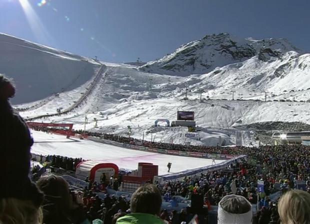Sölden freut sich auch das Skiweltcup Opening