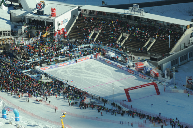 © Ch. Einecke (CEPIX) / Noch 40 Tage bis zum Ski-Weltcup-Auftakt in Sölden - Der Skiweltcup Rennkalender