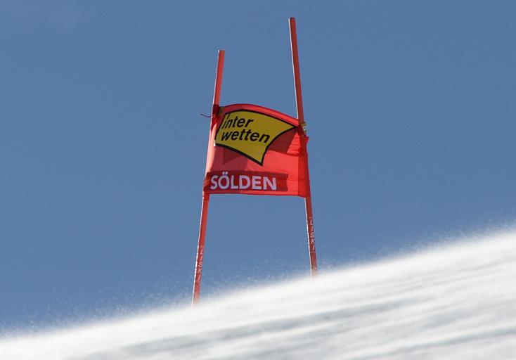 © Ch. Einecke (CEPIX) / Riesenslalom Weltcupauftakt der Herren auf dem Rettenbachferner in Sölden ist ABGESAGT