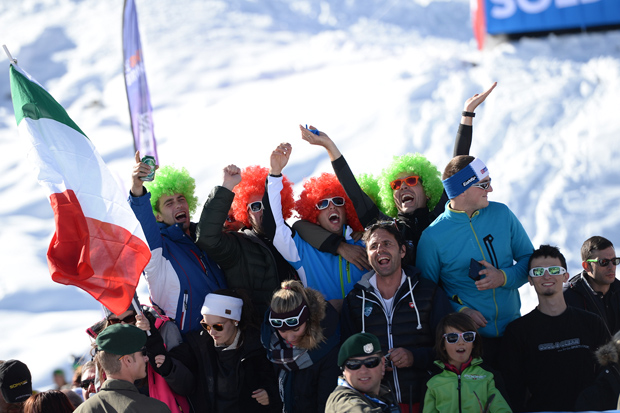 © Ch. Einecke (CEPIX) /  Die Ö3-Partys beim Ski-Weltcup-Opening in Sölden