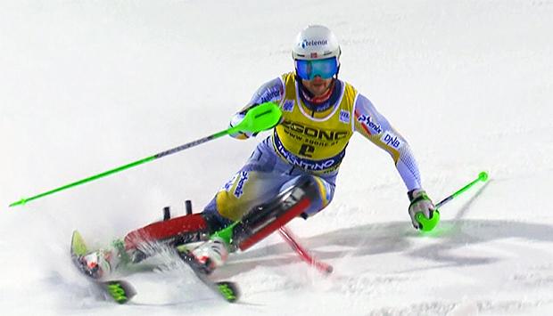Sebastian Foss-Solevaag greift in Madonna de Champiglio nach seinem ersten Weltcupsieg.
