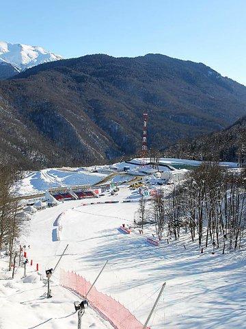 © www.rassfevents.ru / Blick in den Zielbereich