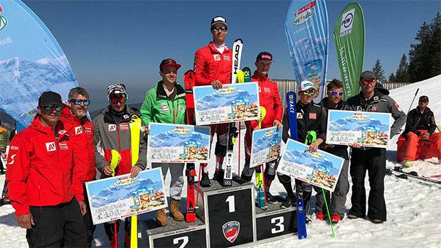 Bei den Herren setzte sich der Vorarlberger Lukas Feuerstein vor dem Kärntner Georg Steinthaler und dem Tiroler Joshua Sturm in der SPAR Gesamtwertung durch.