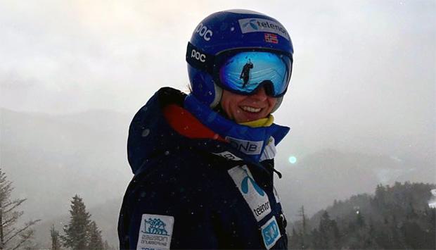Fabian Wilkens Solheim gewinnt 2. Europacup-Riesenslalom in Funesdalen (Foto: Fabian Wilkens Solheim / instagram)