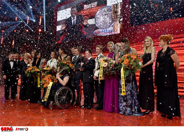 © GEPA pictures/ Sporthilfe - Wahl zur Sportlerin bzw. zum Sportler des Jahres 2014