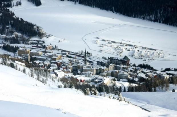 © Gerwig Löffelholz / 2. Abfahrtstraining der Damen in St. Moritz
