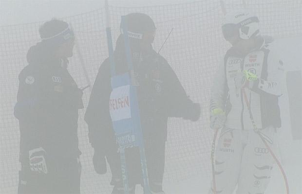 Alpine Kombination wird am Samstag im regulären Super-G entschieden
