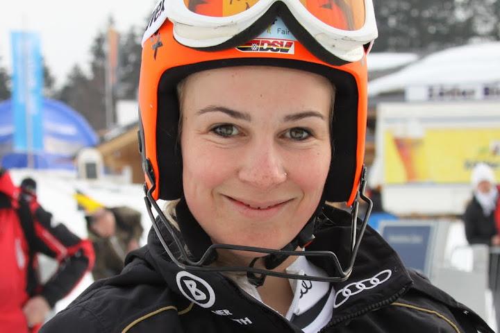© Gerwig Löffelholz / Deutsche Meisterschaften: Veronika Staber gewinnt Slalom der Damen