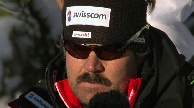 Swiss Ski Herren Cheftrainer Tom Stauffer