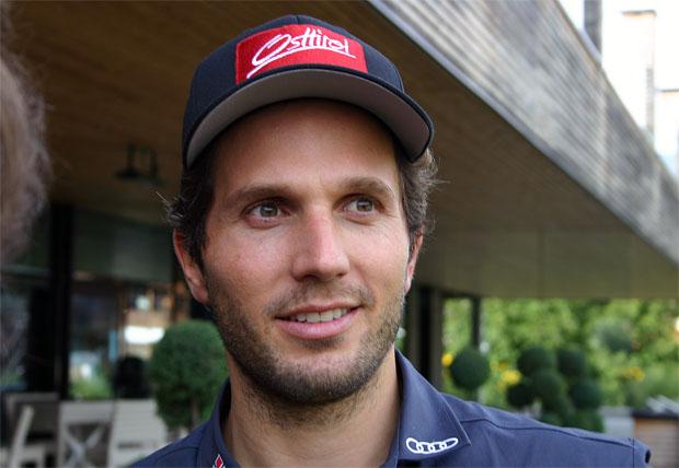 """Dominik Stehle im Skiweltcup.TV Interview: """"Ich möchte mich nach vorne orientieren und ständig verbessern!"""" (Foto: Walter Schmid / Skiweltcup.TV)"""