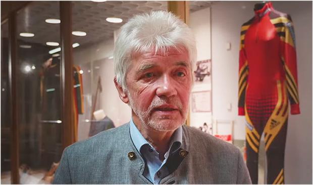 DSV Präsident Franz Steinle wurde in den FIS-Rat gewählt