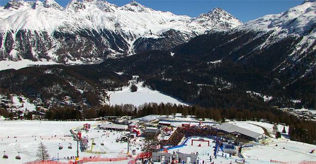 100 Tage bis zum Start der FIS Alpinen Ski WM St. Moritz 2017