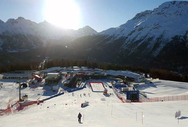 © Ch. Einecke (CEPIX) / LIVE: Riesentorlauf der Damen in St. Moritz - Vorbericht, Startliste und Liveticker