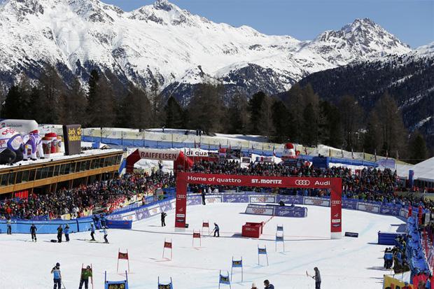 © AUDI AG / Audi präsentiert FIS Alpine Ski-Weltmeisterschaften in St. Moritz