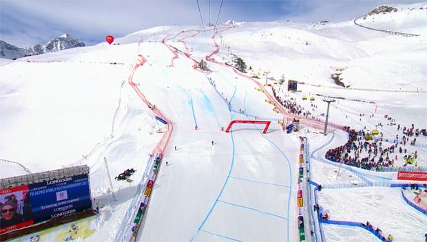 LIVE SKI-WM 2017: 2. Abfahrtstraining der Damen in St. Moritz, Vorbericht, Startliste und Liveticker - Start 09.30 Uhr