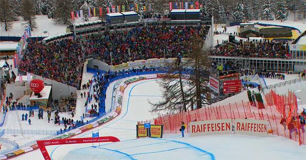 Enormes Echo zu den FIS Alpinen Ski Weltmeisterschaften St. Moritz 2017