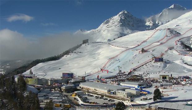 St. Moritz stellt sich auf den Sonntag der Geschwindigkeit ein