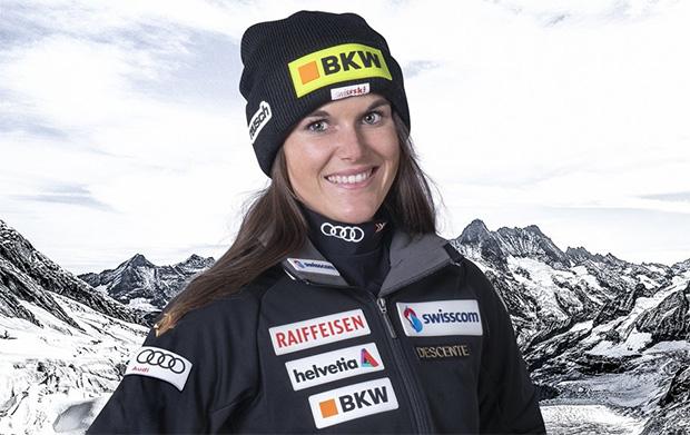 Schweizerin Elena Stoffel gewinnt 2. Europacup Flutlichtslalom in Bad Wiessee (Foto: © Swiss-Ski.ch)