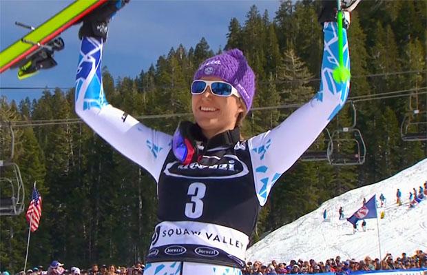 Šárka Strachová beendet ihre Karriere