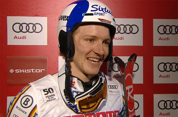Linus Straßer feiert ersten Weltcupsieg beim City Event in Stockholm