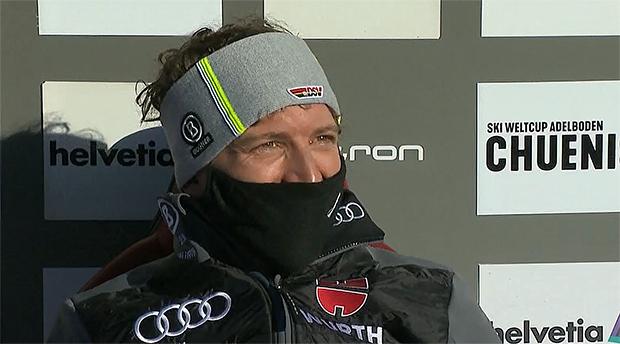 """Linus Straßer: """"Wir müssen dankbar sein, dass wir unseren Sport überhaupt ausüben dürfen."""""""