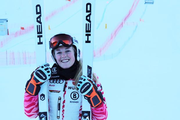 Ski-Rohdiamanten im Interview: Heute Carina Stuffer aus Deutschland