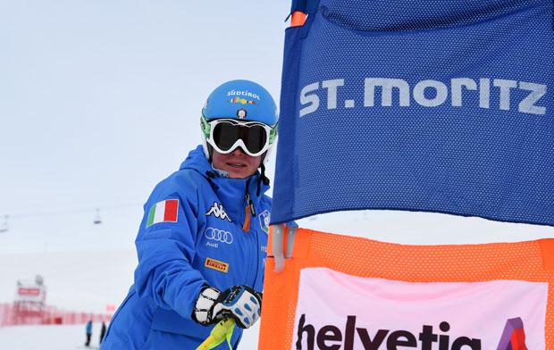 ©  Archivio FISI / Verena Stuffer beendet in Crans Montana ihrer Karriere (Foto: Pier Marco Tacca/Pentaphoto)