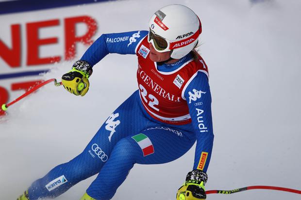© Archivio FISI /  Verena Stuffer lässt die Rennen in St. Moritz aus