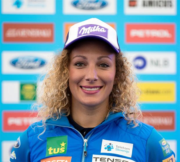 © Kraft Foods / Ilka Štuhec freut sich schon heute auf ihr Comeback im Skiweltcup (Foto: Matic Klansek)