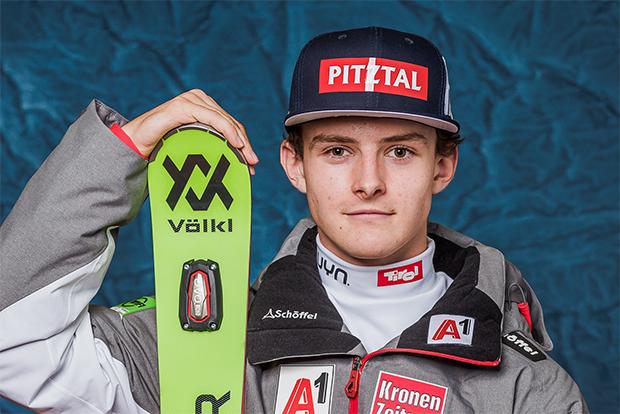 Ski-Rohdiamanten im Interview: Heute Joshua Sturm aus Österreich  (© ÖSV/ EXPA/ Dominik Angerer)