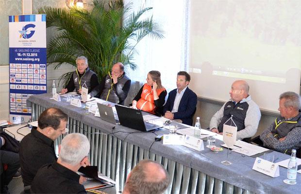 © saslong.org / Südtiroler Weltcup-Rennen wurden vorgestellt