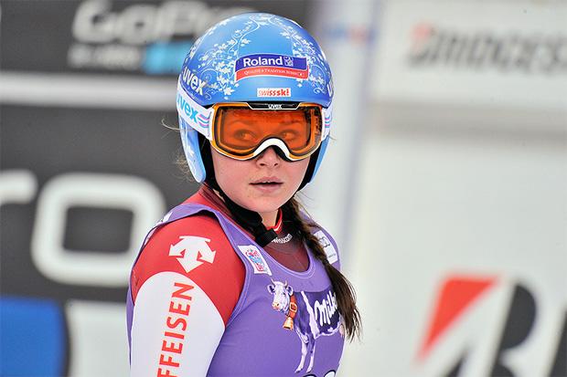 © HEAD / Corinne Suter ist im Weltcup angekommen