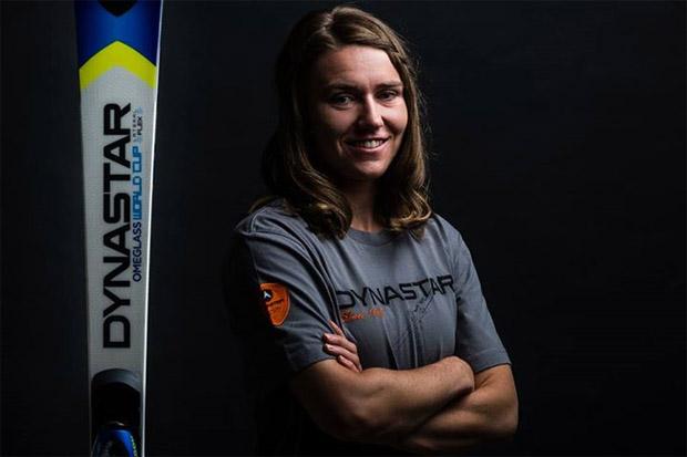 © facebook Ski Racing Community  / Welcome in the Dynastar and Lange Team, Fabienne Suter!