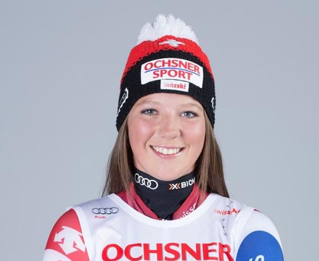 Juliana Suter entscheidet Europacup-Abfahrt am Passo San Pellegrino für sich (Foto: Swiss-Ski.ch)