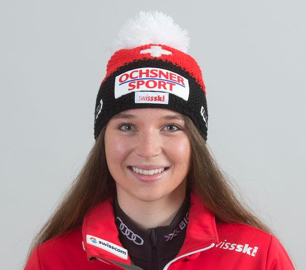 Raphaela Suter muss eine Pause einlegen (Foto: Andreas Münger / Swiss-Ski)