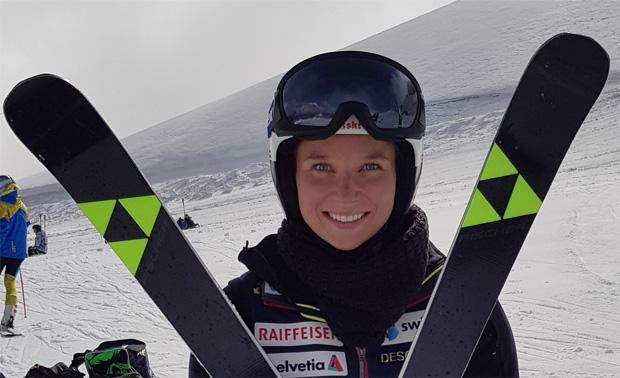 """Raphaela Suter: """"Im Skifahren will jeder gewinnen, aber es kann nur einen Sieger geben."""""""