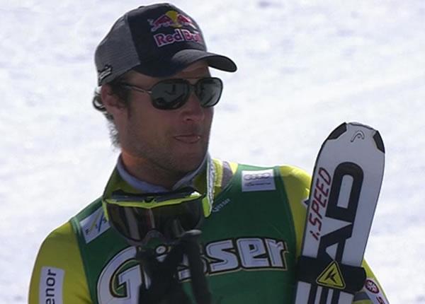 Aksel Lund Svindal - Der große Favorit im Super G Finale