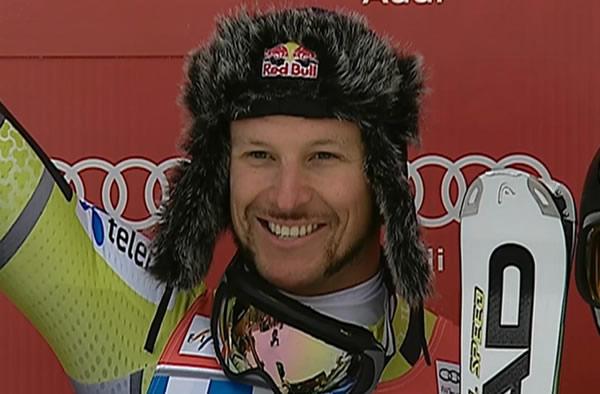 Aksel Lund Svindal gewinnt Abfahrt in Lake Louise
