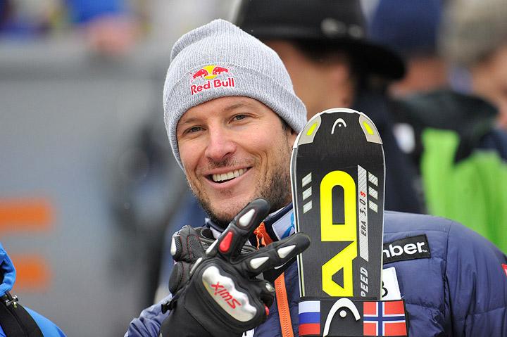 © HEAD / Aksel Lund Svindal hofft auf drei Rennen in seiner Heimat