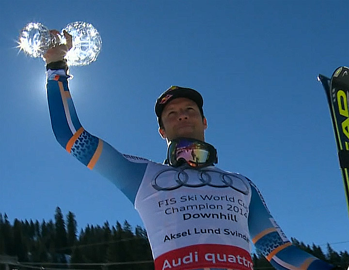 Aksel Lund Svindal (NOR)