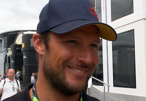 Aksel Lund Svindal beim Großen Preis von Ungarn