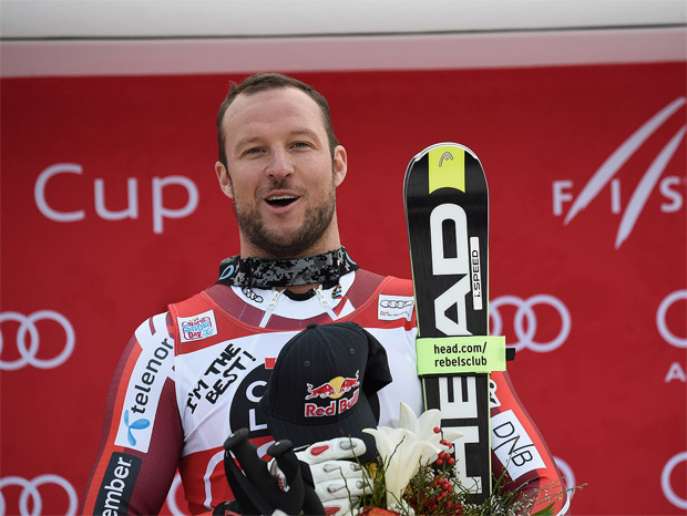 © HEAD / Aksel Lund Svindal will Comeback in Val D'Isére wagen
