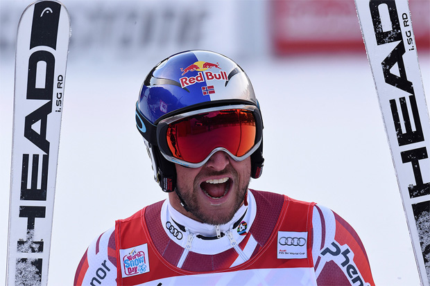 © HEAD / Aksel Lund Svindal genießt das Trainingslager in Chile